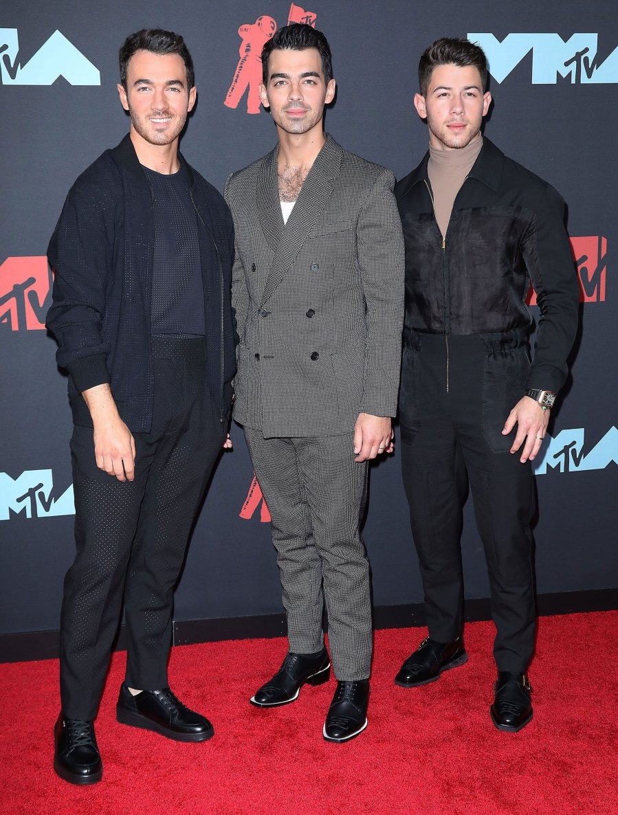 Hottest Hunks VMAS 2019 - The Jonas Brothers