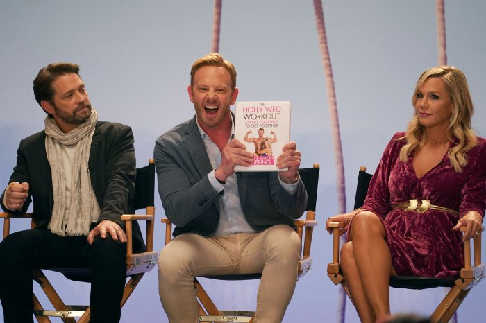Ian Ziering on 'BH90210' Marriage Troubles
