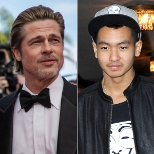 Inside Brad Pitt's Rift With Son Maddox