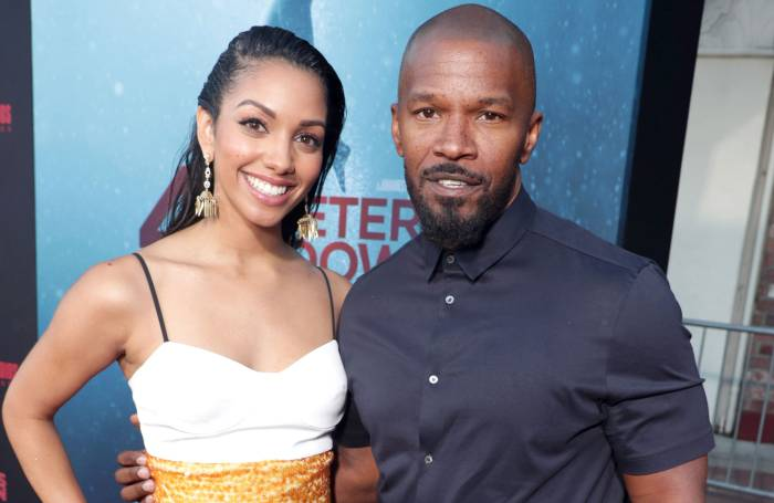Jamie Foxx Shares a Photo With Daughters Corinne and Annalise After Split From Katie Holmes