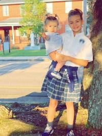 Jamie Lynn Spears Daughters Back to School