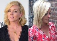Jane Krakowski Hair Change Lighter Blonde