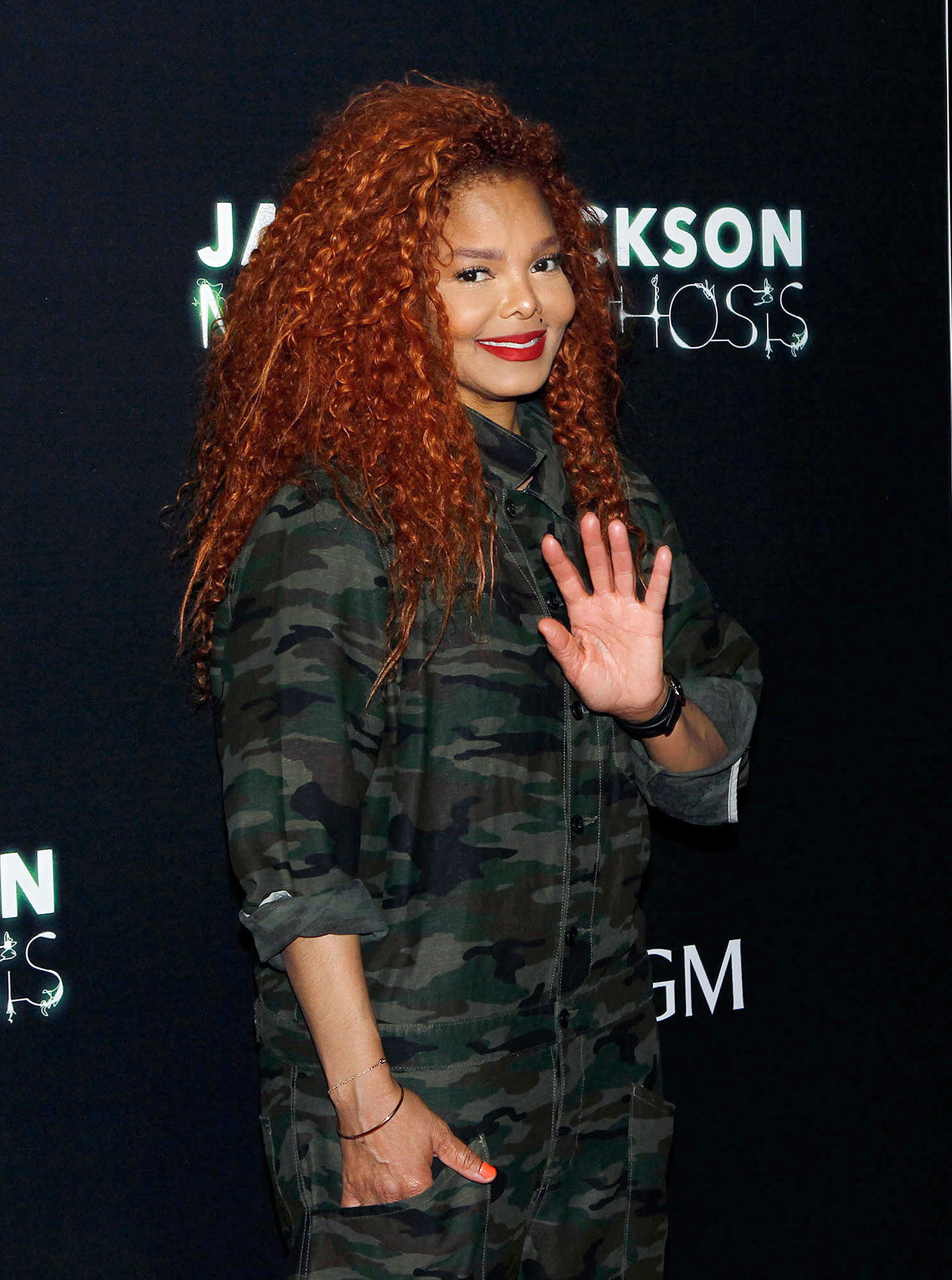Janet Jackson Doesn't Have Nanny for 2-Year-Old Son Eissa