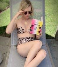 January Jones Bikini Instagram August 15, 2019