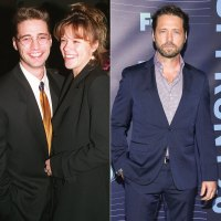 Jason Priestley BH90210 Then and Now