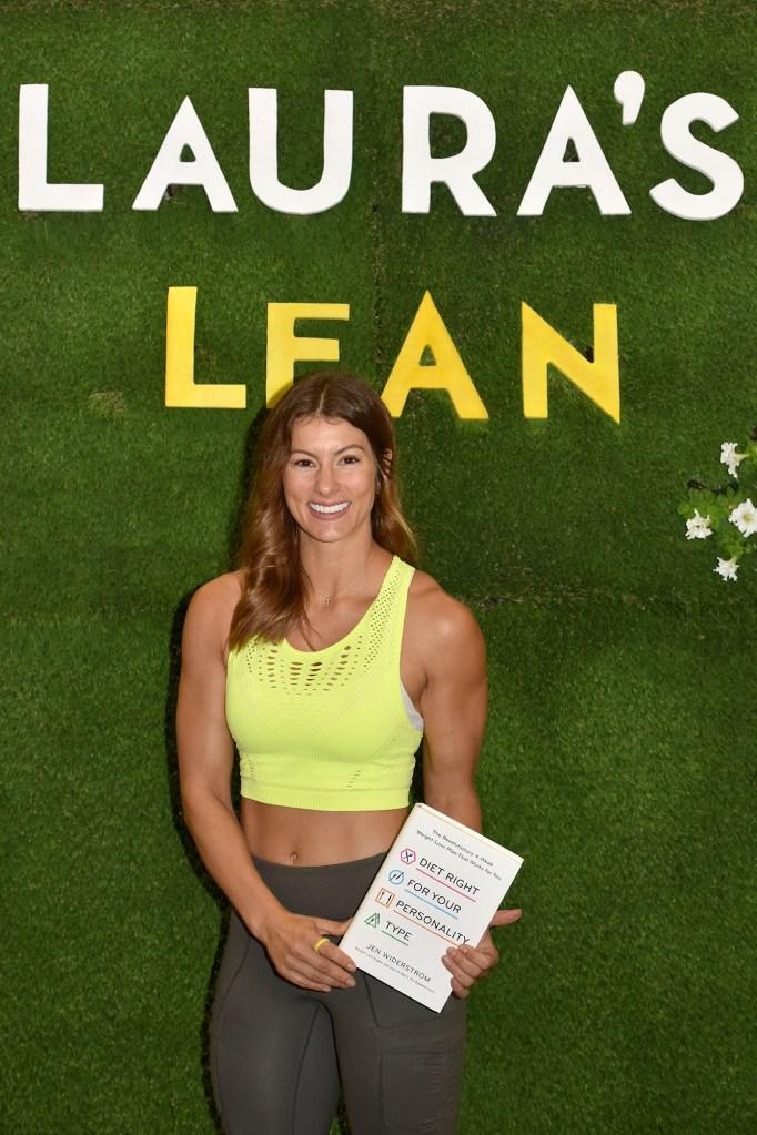 Jen Widerstrom Attends Wellness Your Way Festival