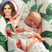 Jen Lilley and Jason Wayne baby Born