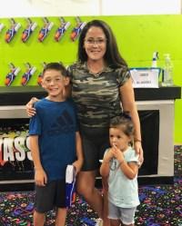 Jenelle Evans Summer With Kids