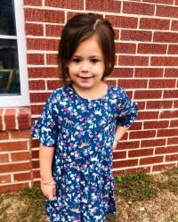Jenelle Evans' Summer With Kids Ensley Floral Dress