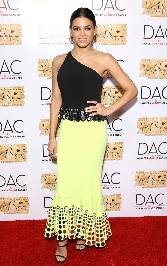 Jenna Dewan Red Carpet Boyfriend Steve Kazee Pushed Her to Take Her First Subway