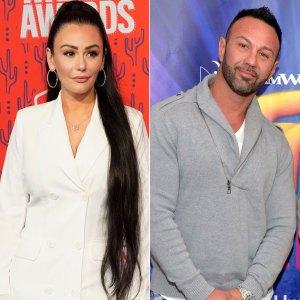 Jenni 'JWoww' Farley Reacts to Roger Mathews Divorce