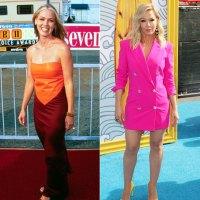Jennie Garth BH90210 Then and Now