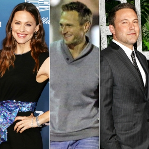 Jennifer Garner Boyfriend John Miller Good Influence Ben Affleck