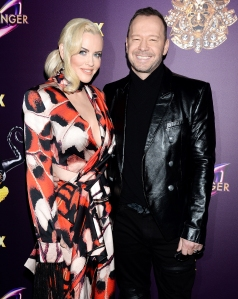Jenny McCarthy Donnie Wahlberg 50th B-Day May Lead Me to Bankruptcy