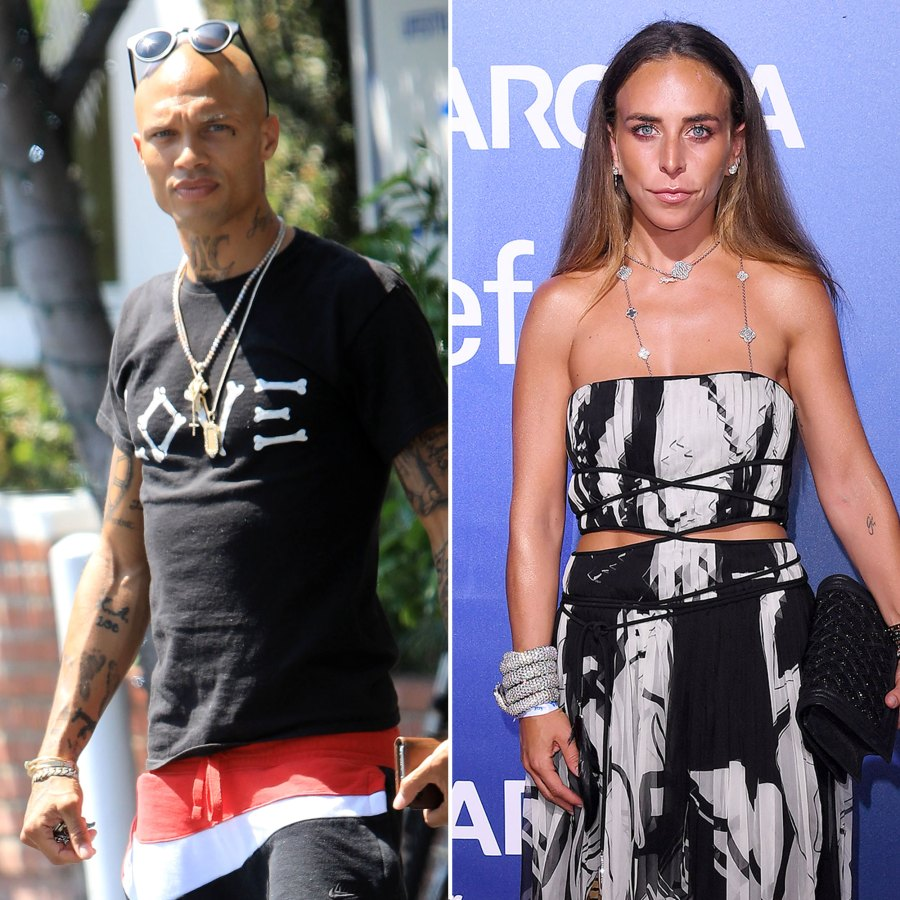Jeremy Meeks Says He's Still Together With Chloe Green