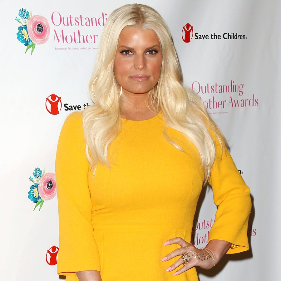 Jessica Simpson Disables Instagram Comments After Mom-Shamers Bash Daughter Birdie's Car Seat