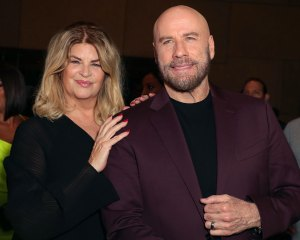 John Travolta Calls Kirstie Alley His Soul Mate