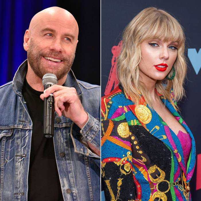 John Travolta Clarifies That Taylor Swift VMAs Mix-up