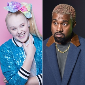 Jojo Siwa Calls Kanye West Great Dad