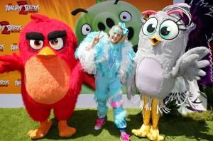 Jojo Siwa Angry Birds Premiere