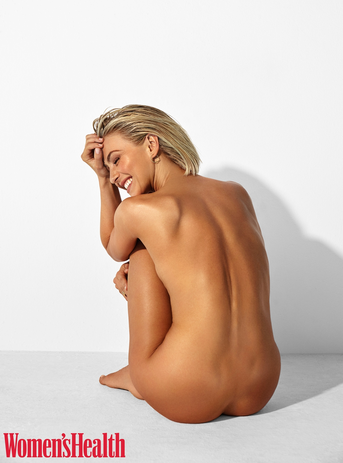 American Idol Nude Photos julianne hough nude on women's health cover: 'naked strength