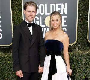 Kaley Cuoco Doesn't Live With Karl Cook After Year of Marriage