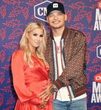 Kane Brown and Pregnant Wife Katelyn Jae at CMT Music Awards Announce Daughter-to-Be's Name at Baby Shower