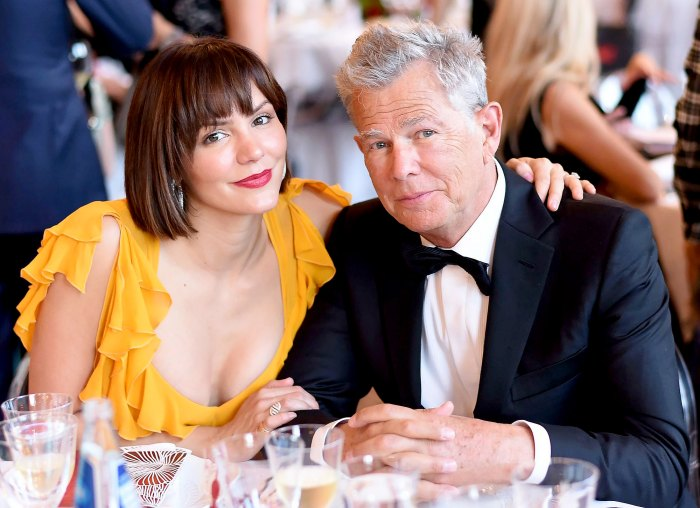 David Foster On Age Difference With Katharine Mcphee