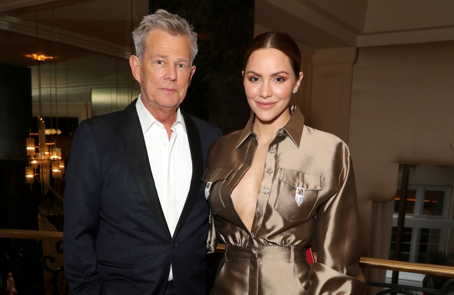 Katharine McPhee Wants to Have Children With New Husband David Foster