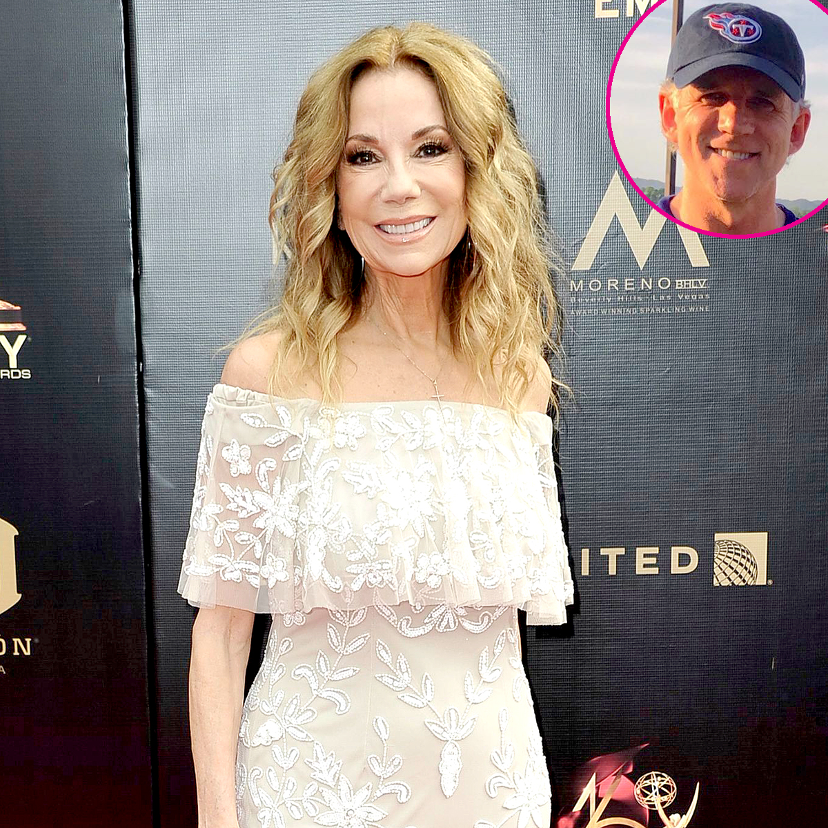 Kathie Lee Gifford S Rumored New Boyfriend Identified As Randy Cronk
