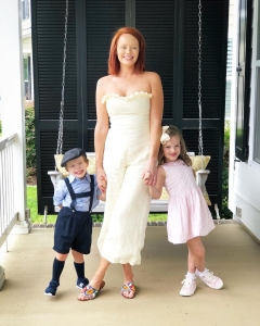 Southern Charm Kathryn Dennis Poses With Kids After Getting Joint Custody