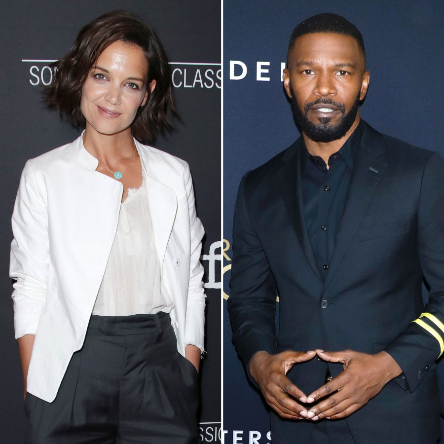 Katie Holmes Ended Jamie Foxx Relationship