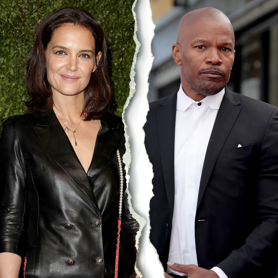 Katie Holmes Jamie Foxx Biggest Celebrity Breakups 2019