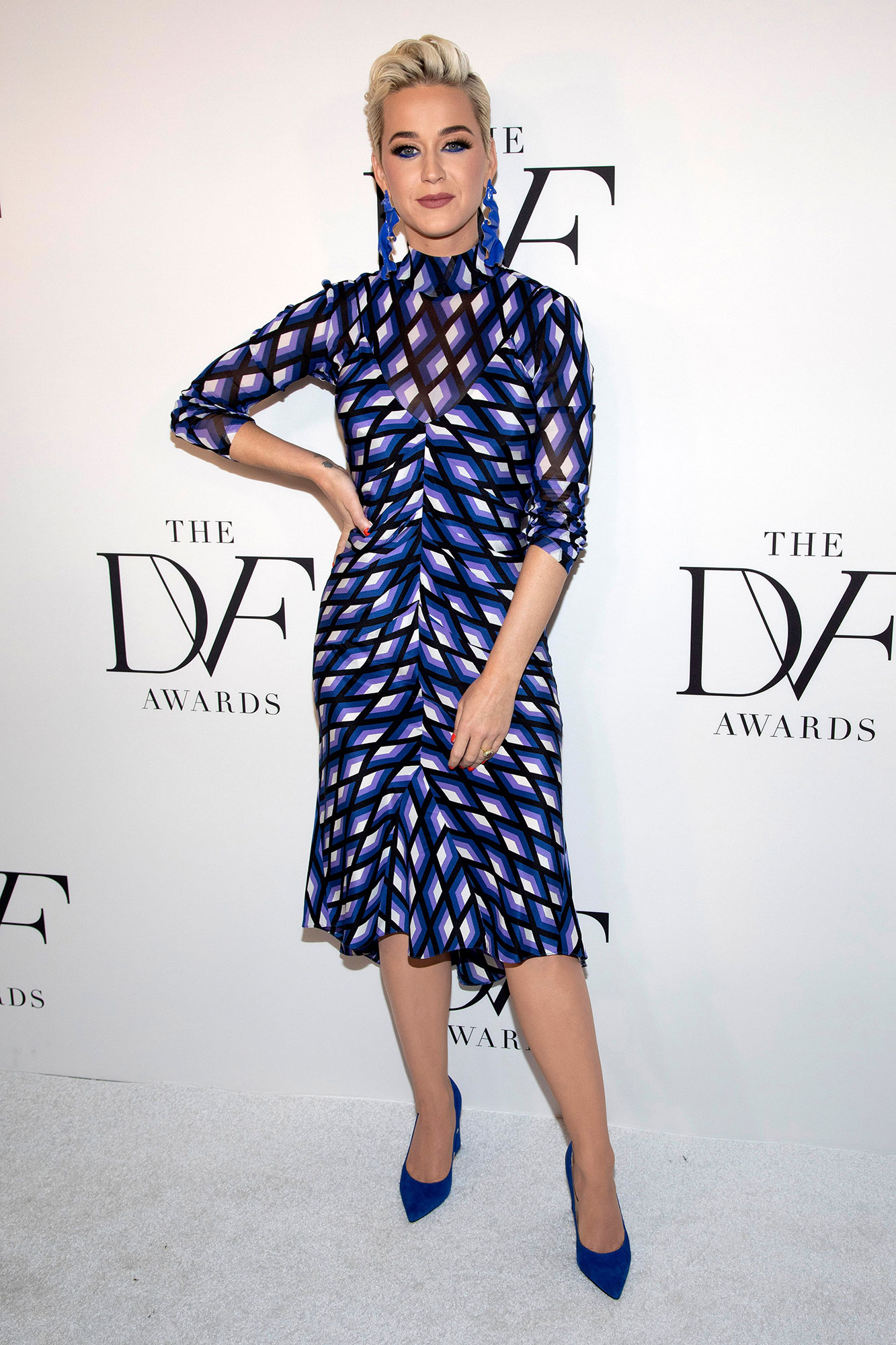 Katy Perry Ordered to Pay Copied Christian Song - Katy Perry attends the 10th annual DVF Awards at the Brooklyn Museum on April 11, 2019 in the Brooklyn borough of New York City.