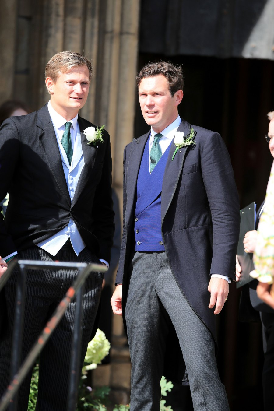 Jack Brooksbank Katy Perry, Orlando Bloom, Princess Beatrice and More Celebrity Guests Attend Ellie Goulding's Wedding