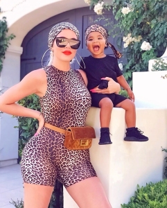 Khloe Kardashian Daughter True