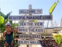 Khloe Kardashian True Thompson Malibu