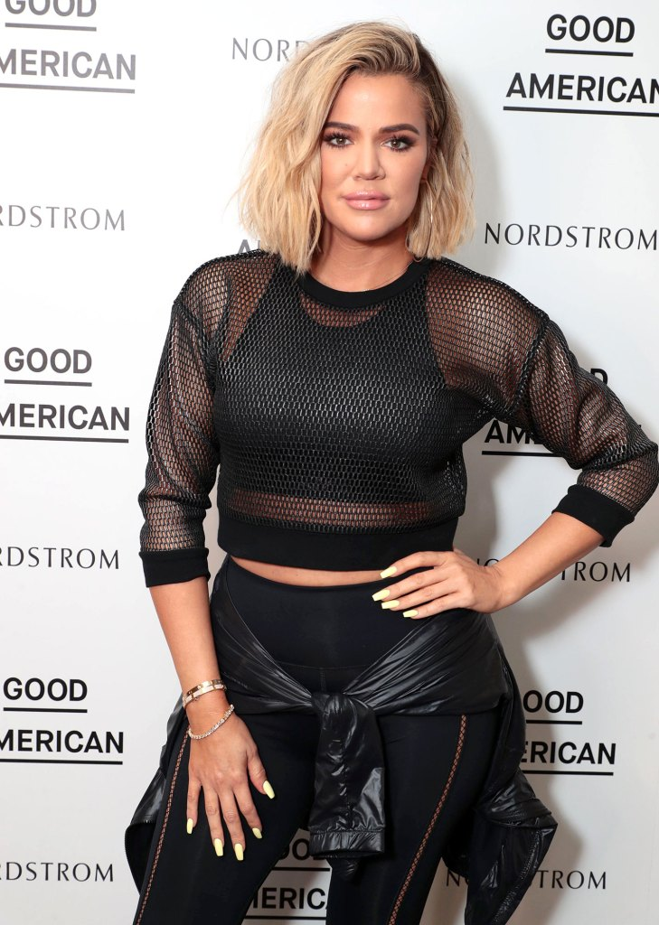 Khloe-Kardashian True Thompson and Chicago West Vacation Calories