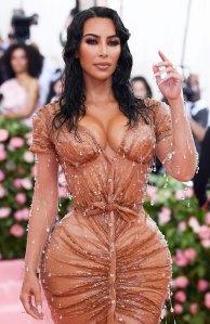Kim Kardashian Met Gala May 6, 2019