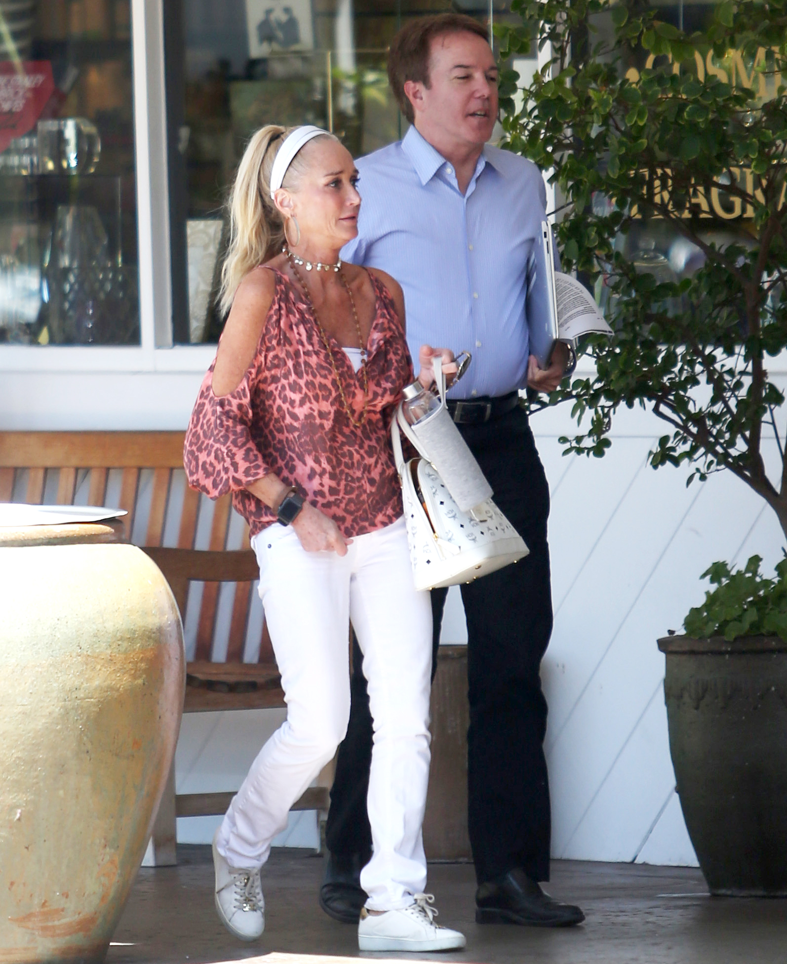 Kim-Richards-Spotted-for-First-Time-After-Emergency-Room-Visit