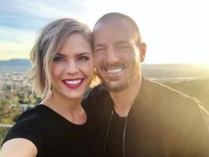 Kimberly Caldwell Jordan Harvey Expecting Second Baby