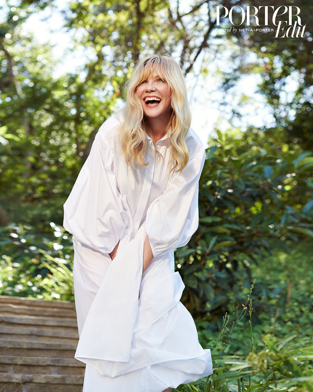 Kirsten Dunst Admits Pregnancy With Jesse Plemons Was a Surprise in Porter Edit