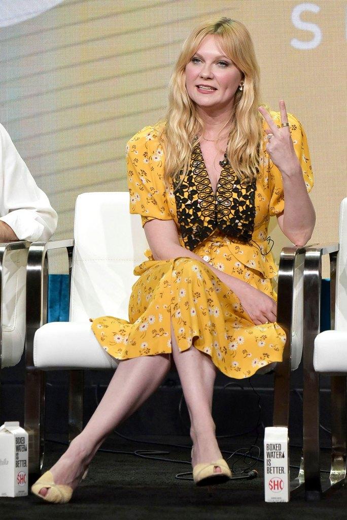 Kirsten Dunst Motherhood Has Changed Her
