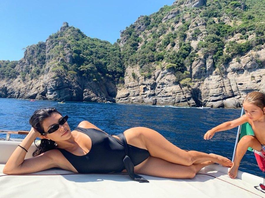 Kourtney Kardashian's Family Vacation 2019