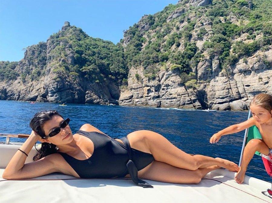 Kourtney Kardashian Bikini Instagram
