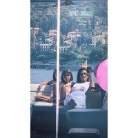 Kourtney Kardashian European Family Vacation Penelope Disick