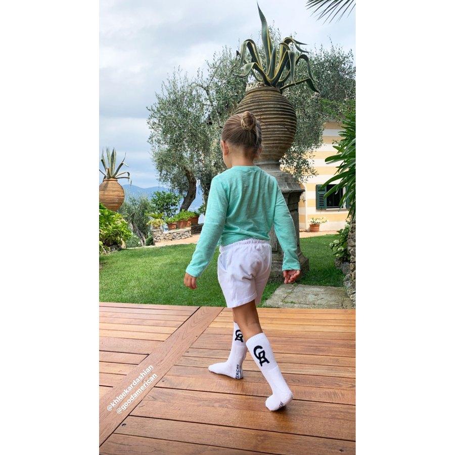 Kourtney Kardashian European Family Vacation Kourtney Kardashian European Family Vacation Reign Disick