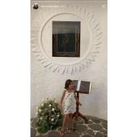 Kourtney Kardashian's Italian Family Vacation With Mason, Penelope and Reign