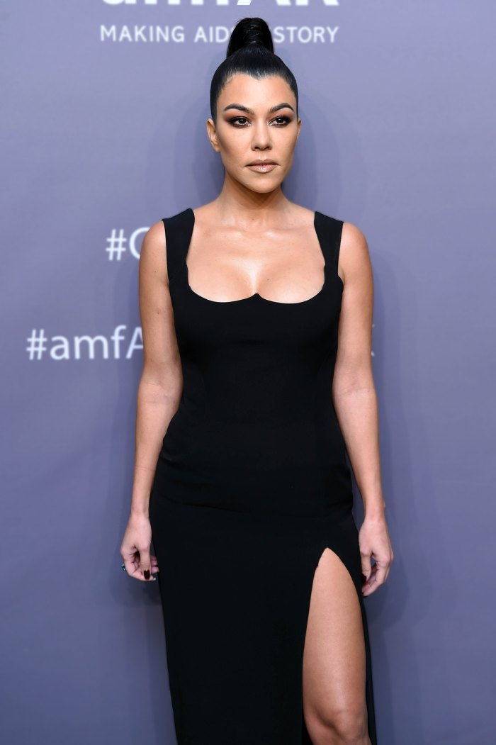 Kourtney Kardashian Struggled Finding Her 'Thing'