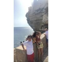 Kourtney-Kardashian-Summer-Vacation-Mason-Ice-Cream
